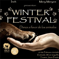 Winter Festival: Danza en favor de los animales